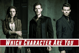 Which Character From The Originals Are You? - Take a Quiz