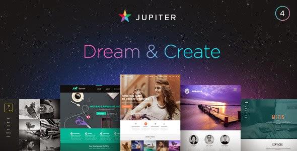 Jupiter v4.0.3 Multi-Purpose Responsive WordPress Theme