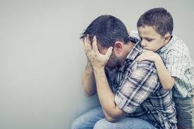 Children with Depression Parents