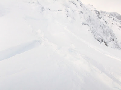 Ben Nevis, winter climbing