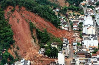 Bencana alam tanah longsor - berbagaireviews.com