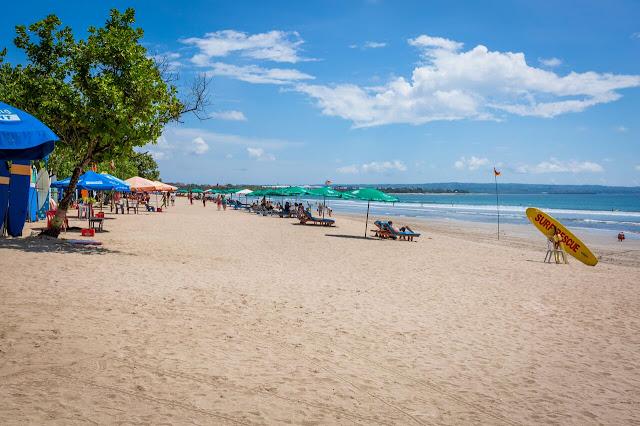 Inilah Pantai Kuta dengan 5 Pesona Keindahannya yang Eksotis