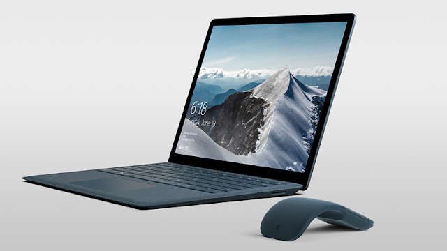 Microsoft Surface Laptop image