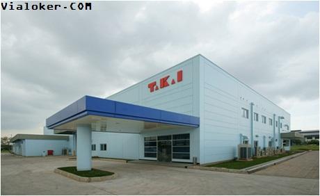 Lowongan Kerja PT. Takai Seiki Indonesia Kawasan Industry Mm2100 Cibitung Bagian Op Operator produksi
