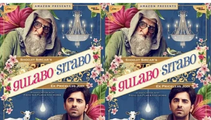 Gulabo Sitabo movie – Review | Star Cast | Release Date