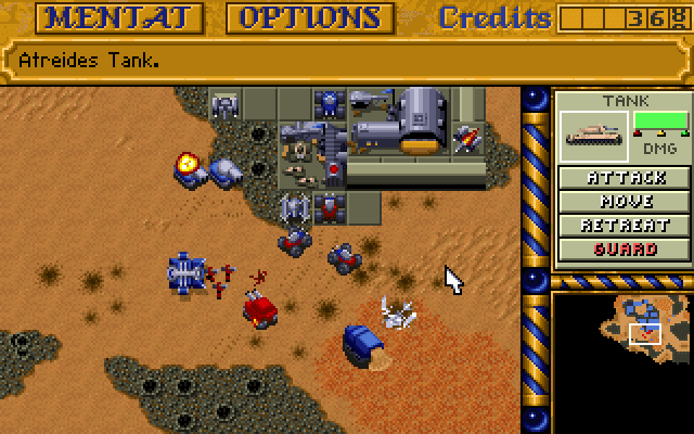 Dune II videojuego