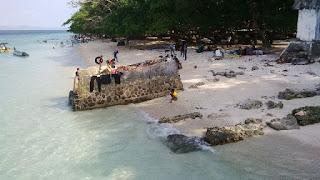 Pantai Liang, Luar Biasaaaa ....