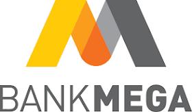 Lowongan Kerja D3/S1 PT Bank Mega, Tbk Palembang Juli 2020