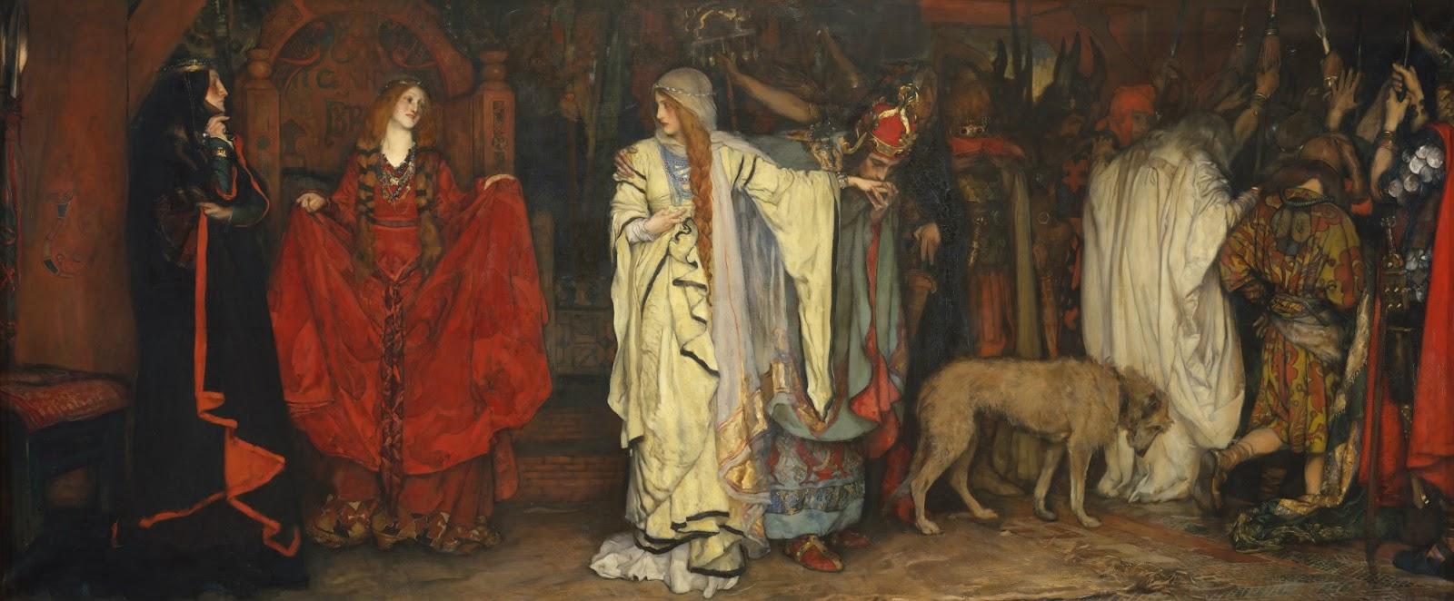 Duke of cornwall king lear wife sexual dysfunction