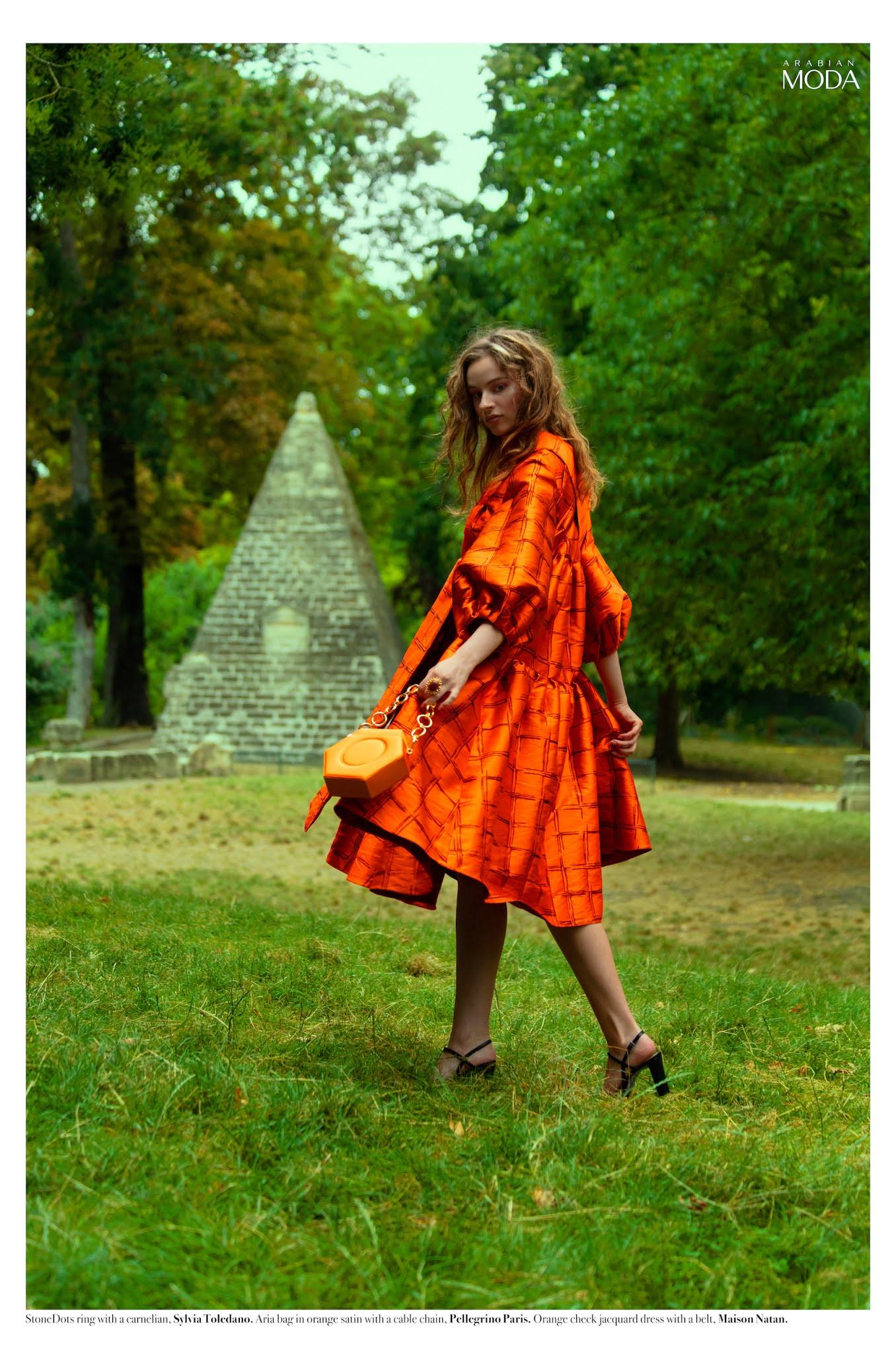 Arabian Moda x Pellegrino Paris x Maison Natan x Sylvia Toledano