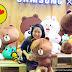 [Event]ตะลุย Line shop ก่อนเปิดจริง + เล่นเกมบูธ Samsung x Line