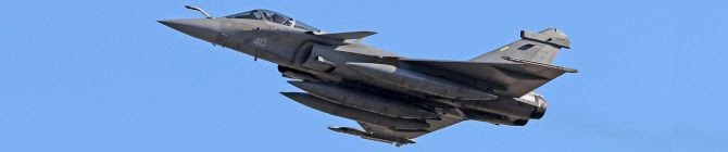 IAF Chief To Flag Off Six Rafale Jets From France