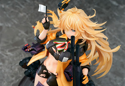 Girls 'Frontline - S.A.T.8 Heavy Damage Ver.
