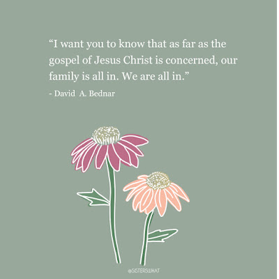 lds conf quote bednar family christ