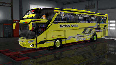 Livery Pack Trans Saba For Jetbus 3 Pack SHD Ojepeje