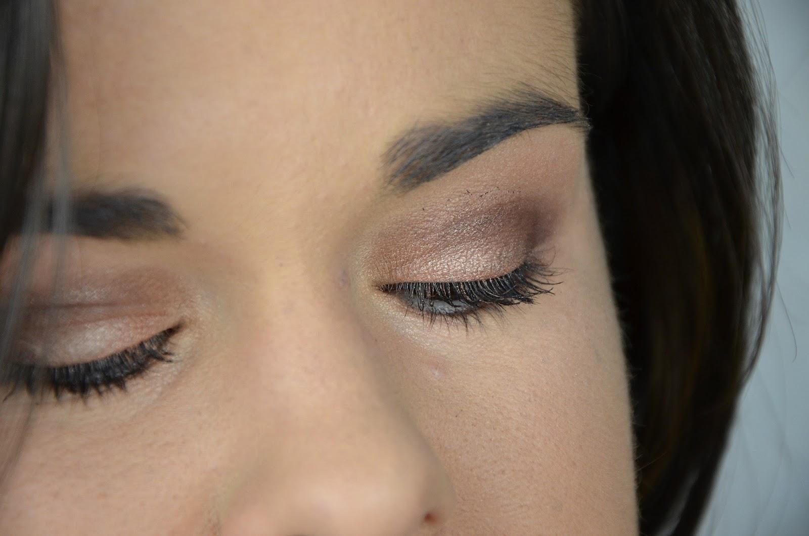 tutoriel maquillage yeux mon maquillage de tous les jours urban decay x gwen stefani