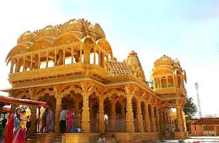 Rani Bhatiyani Temple