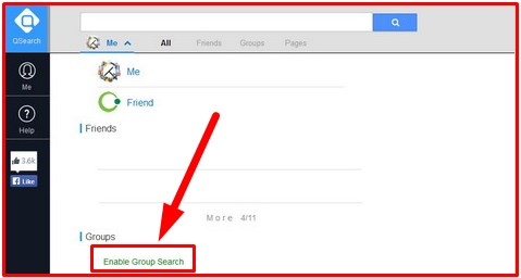 how to search for a post on facebook timeline