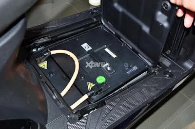 Baterai Doufeng DF3000 dan DF5000