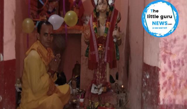 पताही में बड़े हर्ष उल्लास के साथ मनाया गया कृष्ण लाला का जन्म उत्सव