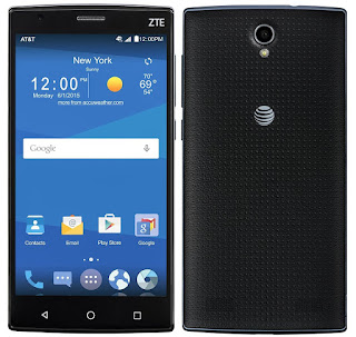 AT&T ZTE ZMax 2