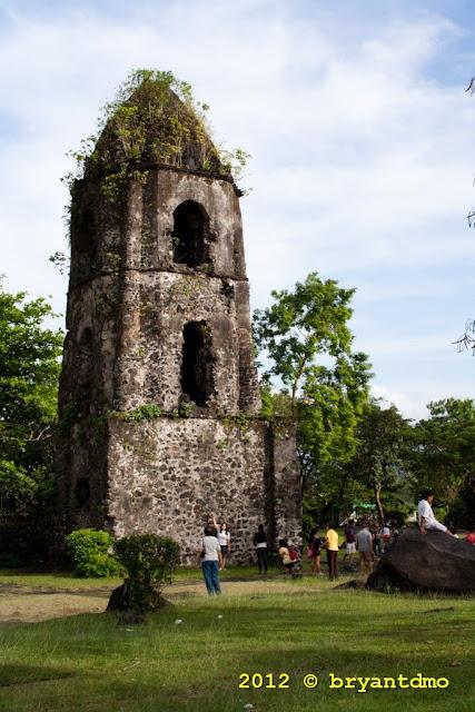 Cagsawa Ruin