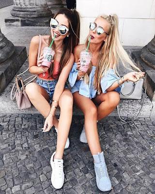 outfits de verano adolescentes casuales de moda tumblr