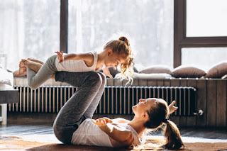 Exercícios Yoga em Casa