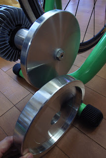 6+12 lb flywheel