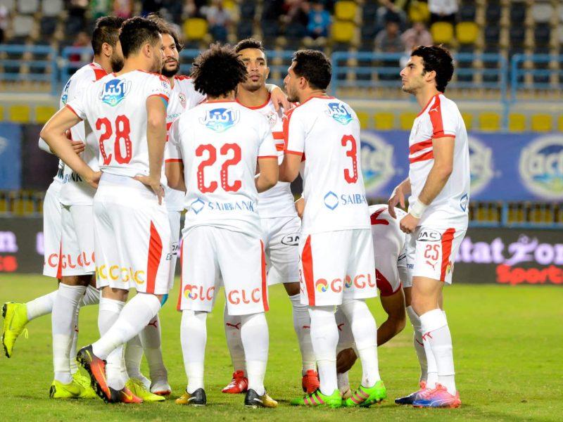 نتيجة مباراة الزمالك وبريميرو دي اوجوستو بتاريخ 07-12-2019 دوري أبطال أفريقيا