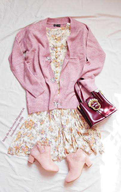 Jarné Vintage Outfity Blog de la Licorne