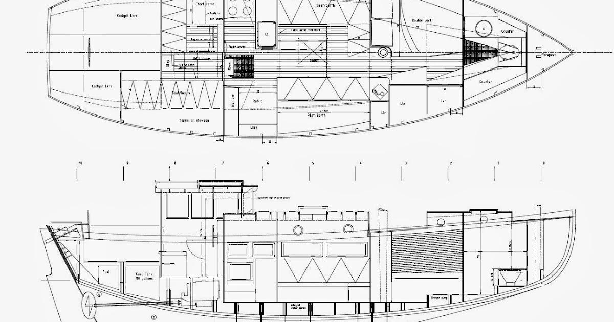 Mark Smaalders Yacht Designs: Kahuna Nui