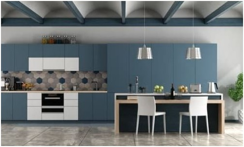 Tips of Decorating your Colour kitchen