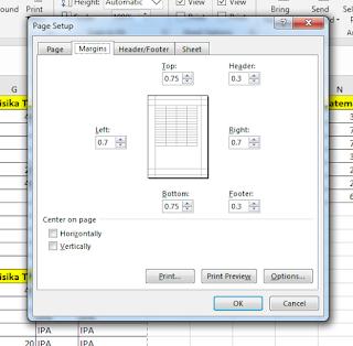 Mengubah File Excel ke PDF