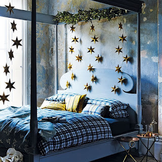 Galaxy Room dream room Create a lights out starry sky effect with glow  paints flicked onto. Starry Bedroom