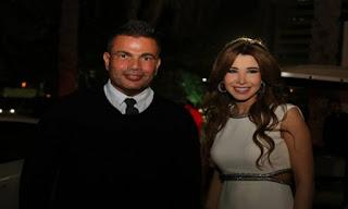 عمرو دياب ونانسي عجرم من الشخصيات الأكثر تأثيراً حسب قائمة فوربس