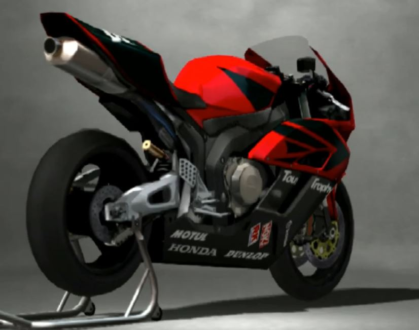 Honda CBR1000RR Racing Modify 2005