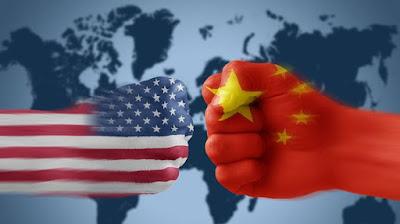 Perang dagang amerika dan Cina