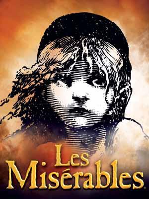 Les Misérables comédie musicale