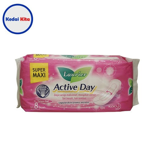 Laurier Active Day Max isi 8