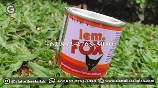 distributor lem fox bandung | +62 852-2765-5050