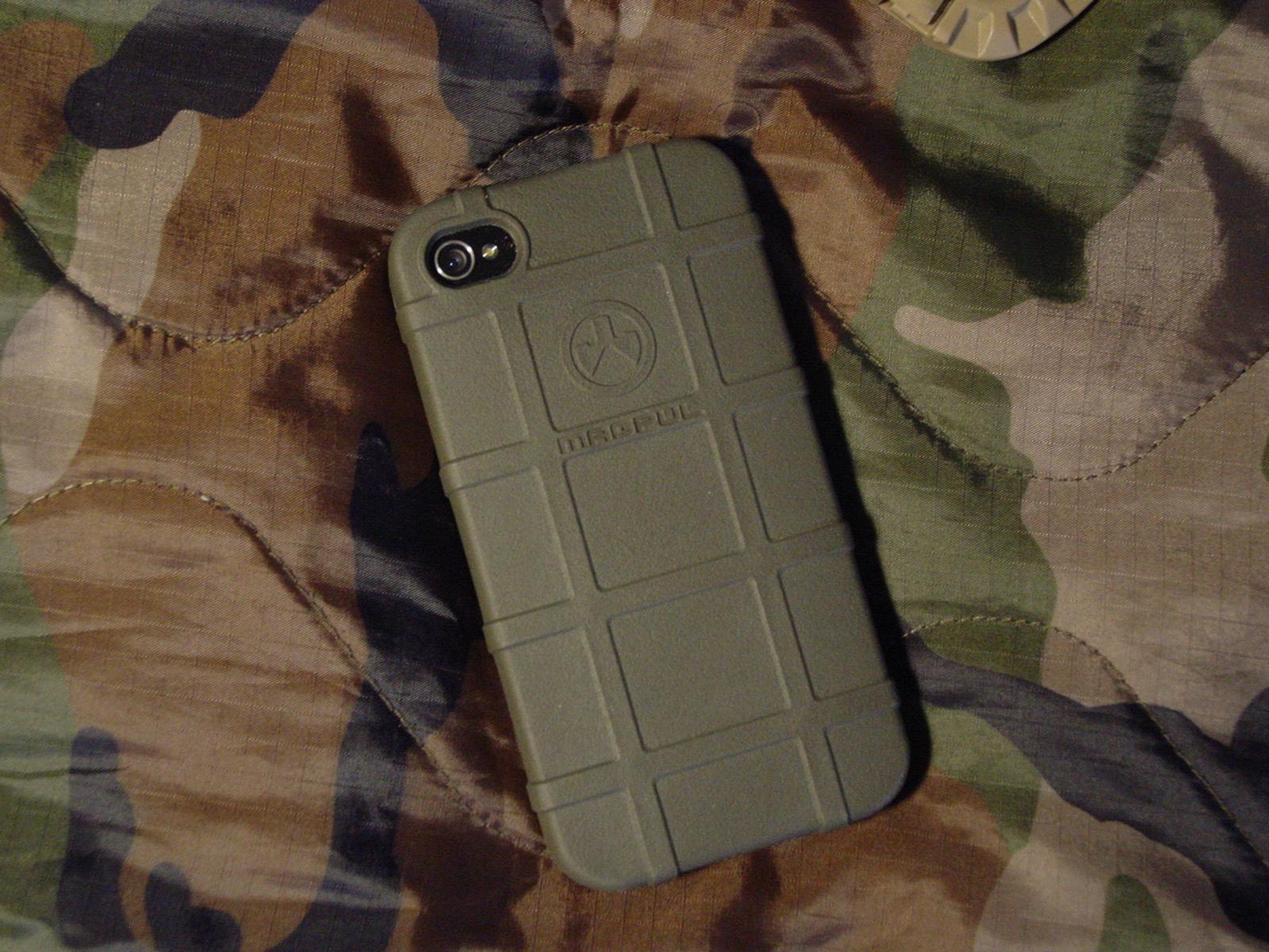 Survivor-EDC: Magpul Field Case for iPhone 4/4S