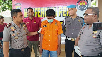 hendriyanto%2Btribunnews%2Bcom - Pria Ini Nekat Bunuh Ibu Kandungnya Sendiri Karena Tak Suka Diberi Nama Hendriyanto!