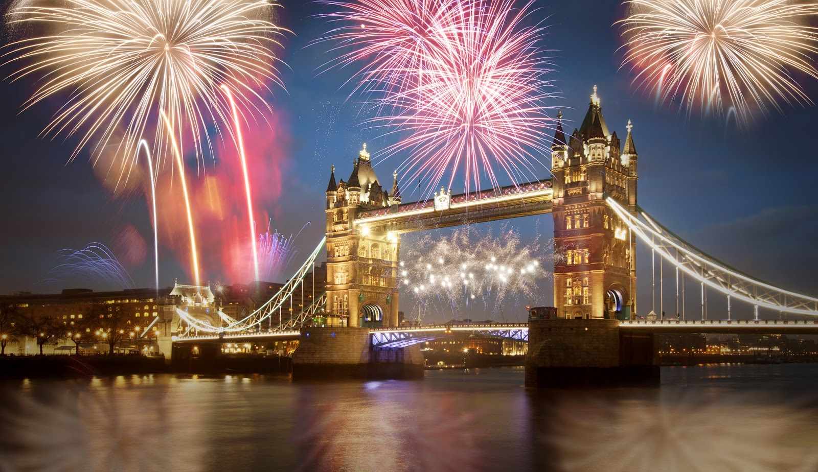 A magical and memorable New Years Eve