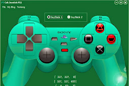 Aplikasi Cek stik PS2 di PC