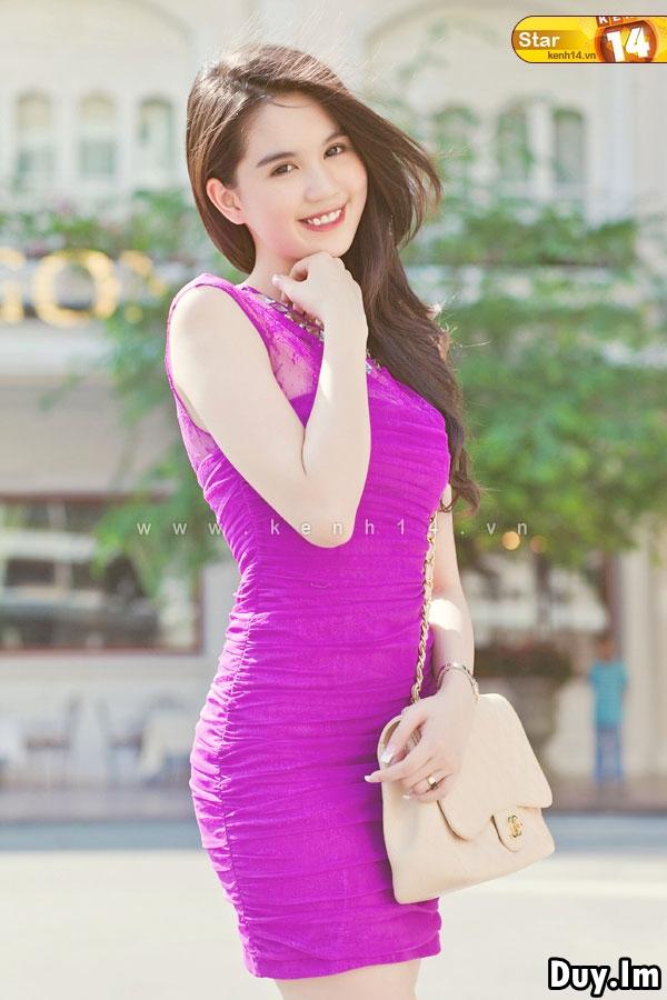Ngoc Trinh won Miss Vietnam International 2011   Beauty