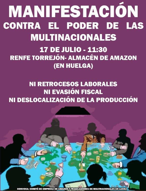 Los trabajadores de Amazon mantienen la convocatoria de huelga para ...