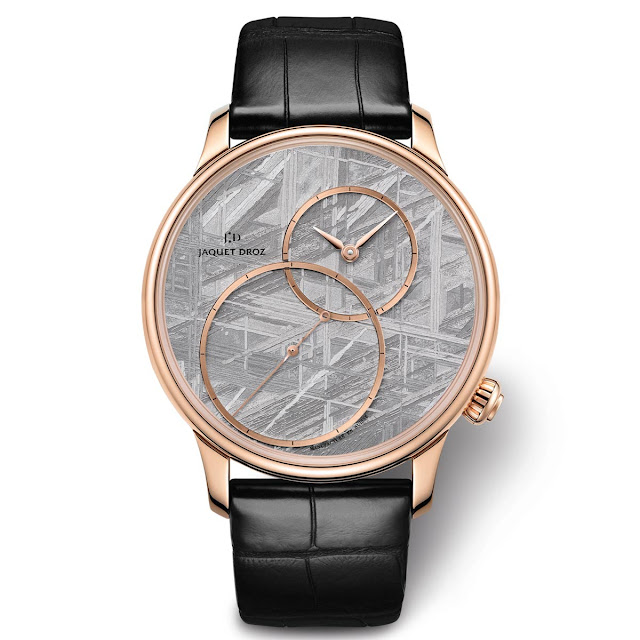 "Jaquet Droz Grande Seconde Off-Centered ""Meteorite"" 43mm"