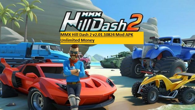 MMX Hill Dash 2 v2.01.10824 Mod APK Unlimited Money