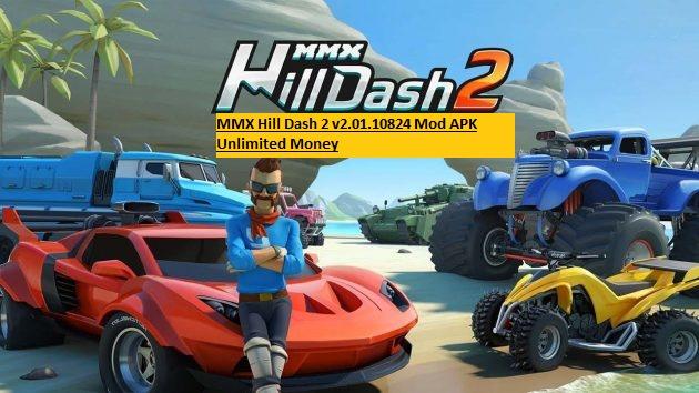 MMX Hill Dash 2 v2.01.10824 Mod APK Unlimited Money